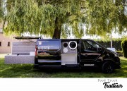 Camion Food Truck Traiteur - Camion pour service traiteur