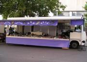Camion magasin de chaussures - Réalisation sur-mesure