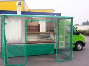 Camion magasin Pizza