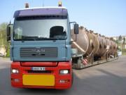 Camion multi-usages - Transport rapide et efficace des matériaux
