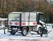 Camion plateau fixe - Capacité de charge : 910 kg