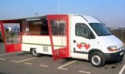 Camion pour Pizza - Camion de marché V.L Pizza