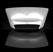Canapé lumineux - En polyéthylène par moulage