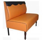 Canapé simili cuir pour le professionnel