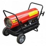Canon à chaleur fioul 36kw - Combustible : fioul domestique ou diesel