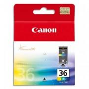 CANON Cartouche jet d'encre couleur CLI-36 C1511BB001 - Canon