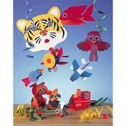 CANSON Manipack de 25 feuilles papier dessin MI-TEINTES 160g 50x65cm rouge vif Ref-321204 - Canson