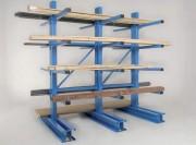 Cantilever à petite capacité - Stockage de charges longues