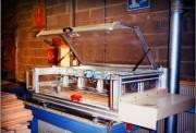 Capot de protection pour scie - Cartérisation de machines, capot de protection
