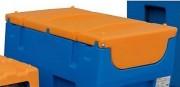 Capot PE pour station adblue - Pour station Adblue 430 L - Poids 13 Kg