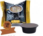 Dosettes de café Lavazza à Modo Mio - Dosettes compatibles avec machine à café capsule