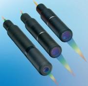 Capteur de déplacement confocal laser