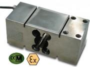 Capteur inox à appui central pour balance - Série SPSE
