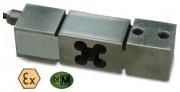 Capteur inox à appui central pour charges excentrées - Série SPSB