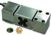 Capteur inox industriel à appui central - Série SPSC