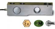 Capteur jauge de contrainte inox Série IP68 SBK5000-1KL - Série IP68 SBK5000-1KL