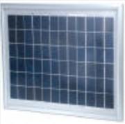 Capteur solaire 10w 12v - Taille : 310 x 368 x 18 mm