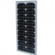 Capteur solaire 20w 12v - Taille : 656 x 306 x 18 mm