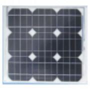 Capteur solaire 25w 12v - Dimensions :460 x 410 x 4.5 mm
