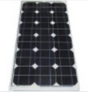 Capteur solaire 50w 12v - Dimensions :840 x 410 x 4.5 mm