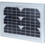 Capteur solaire 5w 12v - Taille : 216 x 306 x 18 mm