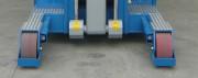 Capteurs à ultrasons pour grues - Installés sur toutes les positions - Jusqu'à 2000 mm