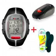 Cardiofréquencemètre montre altimètre - Fréquence cardiaque (affichée en % FCmax)