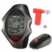 Cardiofréquencemètre noir - Affichage de la Fréquence Cardio en bpm