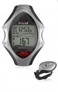 Cardiofréquencemètre pour sportif - Double fuseau horaire -  Chronomètre