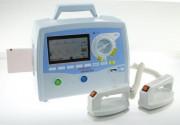 Cardioscope défibrillateur enregistreur - Dimensions (L x l x H) cm : 31 x 16 x 27