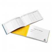 Carnet position de banque 10,7x17,3 cm 24 pages - Le Dauphin