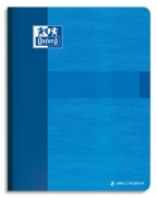 Carnet reliure brochure 9x14 cm 192 pages petits carreaux papier 90g - Super Conquerant by OXFORD