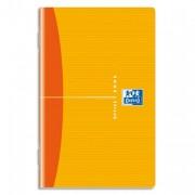 Carnet reliure piqure couverture souple format 9x14cm 96 pages réglure 5x5 – gamme OFFICE - oxford