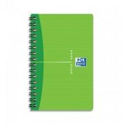 Carnet spirales couverture souple format 9x14cm 100 pages réglure 5x5 – gamme OFFICE - oxford