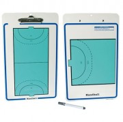Carnet tactique recto/verso basket ball - Dimensions :41 x 25cm