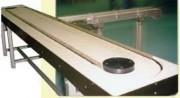Carrousel à chaîne monoplan horizontale - Largeur (mm) : 100 et 150