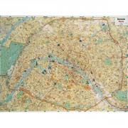 Carte Michelin de Paris
