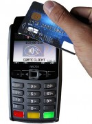 Carte NFC - Paiement par carte sans contact