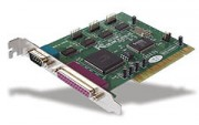 Carte PCI 4 ports serie DB9+1