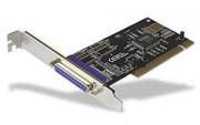 Carte PCI Parallèle imprimante - Carte PCI Parallèle imprimante - 2 ports Chip.NetMos