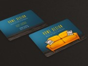 Cartes publicitaires mates - Polyester 0.65 mm