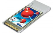 Carte réseau WiFi TP-Link 108Mbps - Carte réseau WiFi TP-Link 108Mbps - format PCMCIA 32Bits