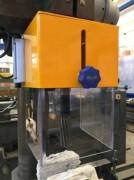 Carter de protection perceuse à verrouillage manuel - Cotes : 145x160xh160 ou 220xh130 mm