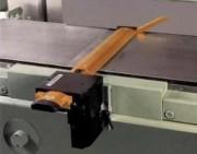 Carter de protection pour dégauchisseuse - Longueur utile maximale : Entre 340 et 755 mm