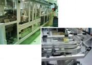 Cartérisation de machine - Montage de systèmes de protection pour machine