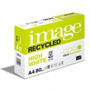 Carton 5 ramettes papier image A4 recyclable - Grammage : 80g/m2