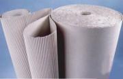 Carton ondulé en rouleau - Grammage : 450g/m²