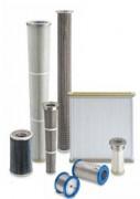 Cartouche filtrante 128 mm - Diamètre : 128 mm