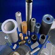 Cartouche filtrante industrielle - Diamètres standards (mm) : De 50 à 409