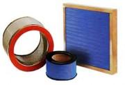 Cartouche filtrante poussière - Rétention de poussière